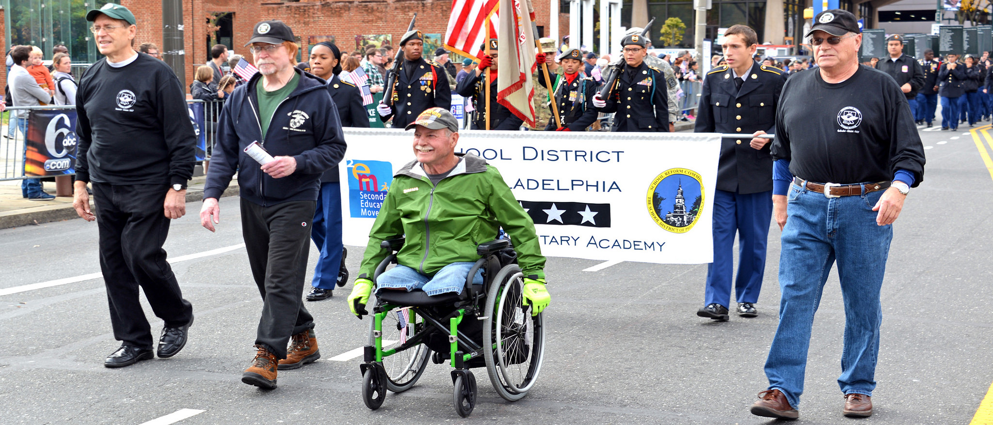 Image result for Philadelphia Veterans Day Parade and Festival